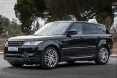 Land Rover Range Rover SDV6 HSE Dynamic