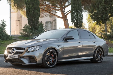 Mercedes E63 S AMG 4Matic