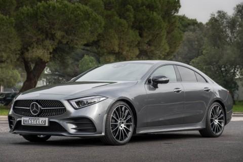 Mercedes-Benz CLS 350 d 4Matic Coupé