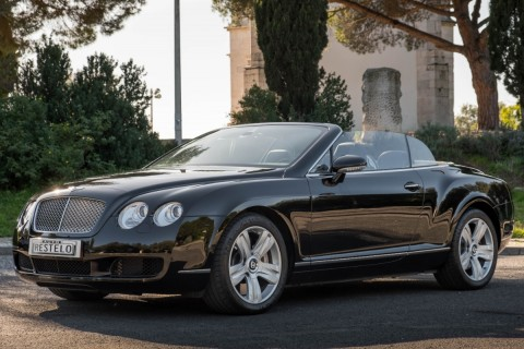 Bentley Continental GT Cabrio W12