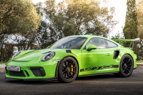 Porsche GT3 RS 4.0