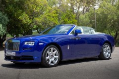 Rolls Royce Ghost Family Dawn