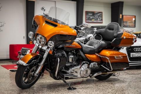 Harley Davidson ULTRA ELECTRA GLIDE (FL3)