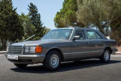 Mercedes-Benz 500 SEL (W126)