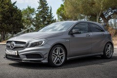 Mercedes-Benz A45 AMG 4 Matic