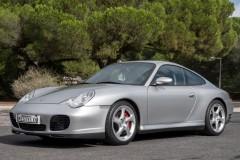 Porsche 911 (996)  4S Nacional