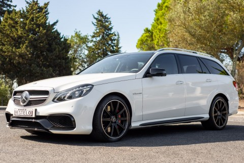 Mercedes-Benz E 63 AMG 4Matic
