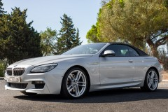 BMW 640d xDrive Cabriolet