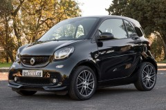 Smart Fortwo Xclusive Coupé Brabus