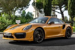 Porsche 911 (991) Turbo S Exclusive Series 290/ 500