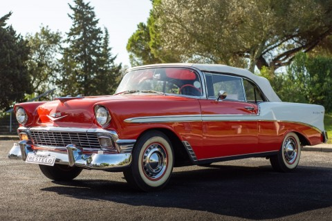 Chevrolet bel air  Cabriolet