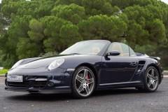 Porsche 911 (997) Turbo cabrio