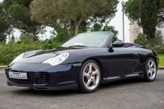 Porsche 911 (996) 4S  Cabrio Nacional