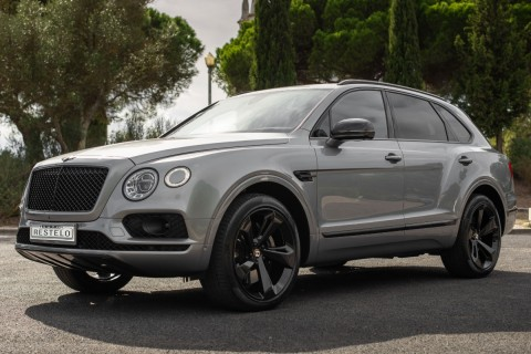 Bentley Bentayga V8 4.0