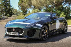 Jaguar F-Type Project7 5.0 V8 Supercharged