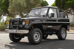 Toyota Land Cruiser (LJ70)