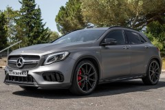 Mercedes-Benz GLA 45 AMG - 4Matic