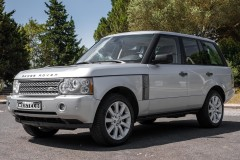 Land Rover Range Rover Supercharged V8