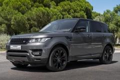 Land Rover Range Rover TDV6 HSE