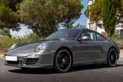 Porsche 911 (997) carrera GTS