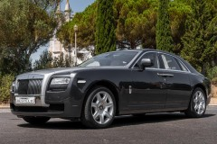 Rolls Royce Ghost V12