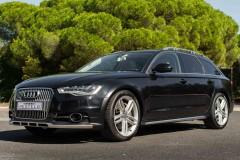 Audi A6 Allroad 3.0 BiTdi V6 Quattro Tiptronic