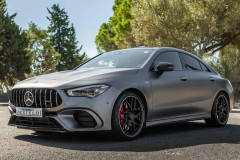 Mercedes-Benz  CLA 45S AMG 4Matic+