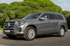 Mercedes-Benz GLS 350d 4Matic