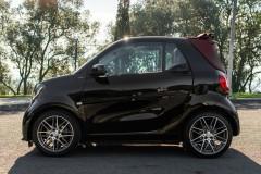 Smart Brabus X clusive cabrio