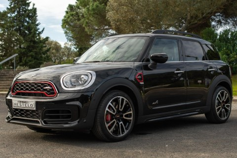Mini Countryman John Cooper Works ALL4 (F60)
