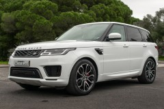 Land Rover Range Rover Sport P400e HSE Dynamic