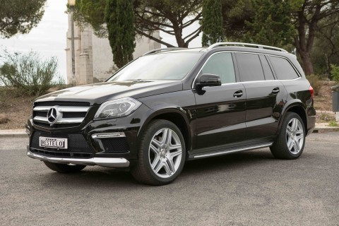Mercedes GL 350 CDI - 4Matic