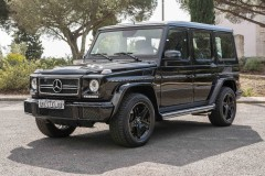Mercedes-Benz G500 4.0 V8 Biturbo