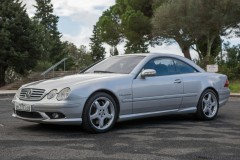 Mercedes-Benz CL55 AMG V8 Kompressor