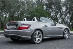Mercedes, SLK 250 AMG Line Aut 204 Cv