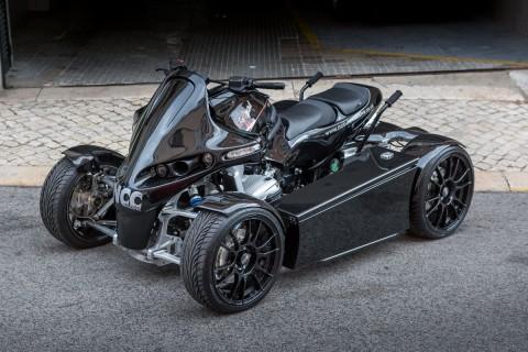 Bmw GG Quad ( motor BMW)