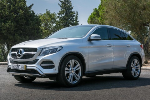 Mercedes GLE 350d 4Matic Coupé