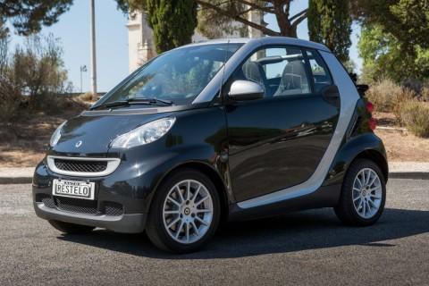 Smart Four Two Passion Cabrio