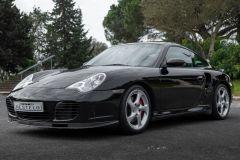 Porsche 911 (996) Turbo