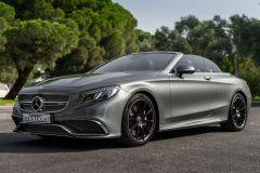 Mercedes-Benz AMG S65 V12 Bi-Turbo Cabrio