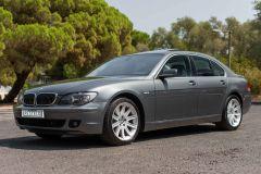 BMW 745d (E65)