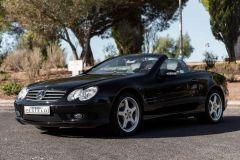 Mercedes-Benz SL 500 (V8)
