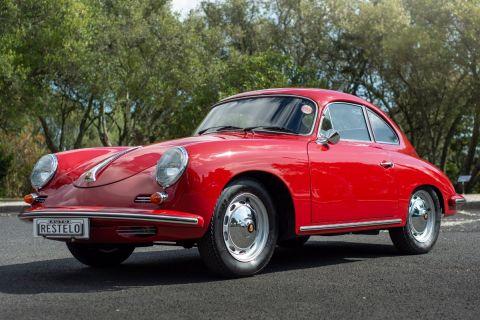 Porsche 356 T5 B Coupe
