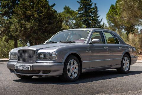 Bentley Arnage 6.75