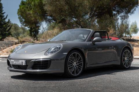 Porsche 911 Cabriolet ( 991.2 ) S